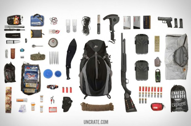 Collaboraction Packing Your Bug Out Bag For The Apocalypse